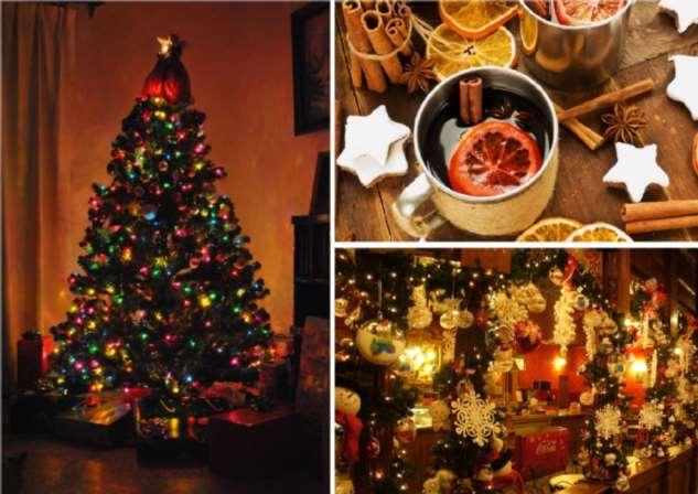 14 рождественских снимков, которые подарят настоящее праздничное настроение