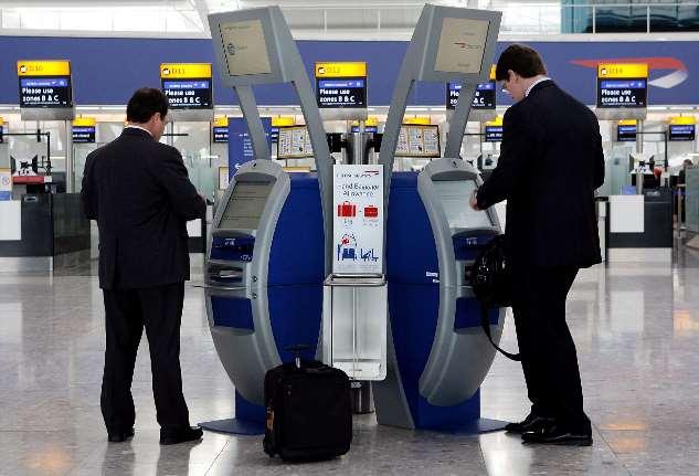 12 способов, которыми аэропорты секретно манипулируют вами  Интересное