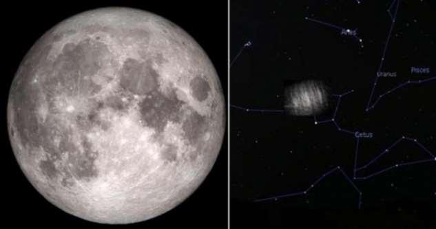 Ученые выяснили, что Луна не единственный спутник Земли: существуют так называемые пылевые луны (4 фото)