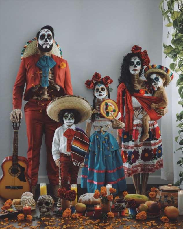 19 человек, чьим костюмам на Хеллоуин позавидовали бы даже те, кто ненавидит этот праздник Интересное