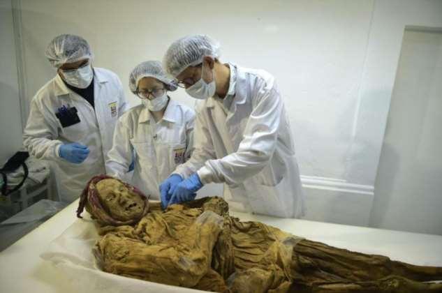 Открытия исследователей после изучения останков 500-летней мумии монаха Интересное