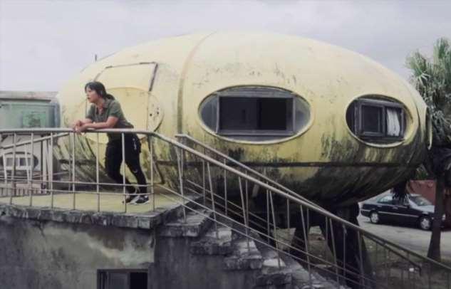 Таинственная деревня НЛО на Тайване туризм и отдых