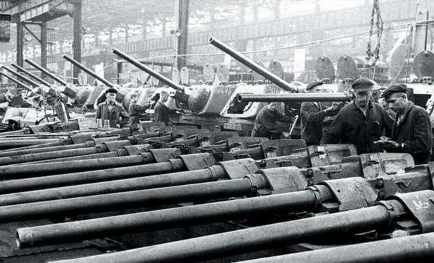 «Танкоград». Как рождалась кузница гусеничной техники СССР