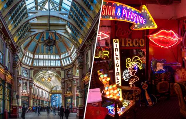 Достопримечательности Лондона, о которых знают не все туристы Интересное