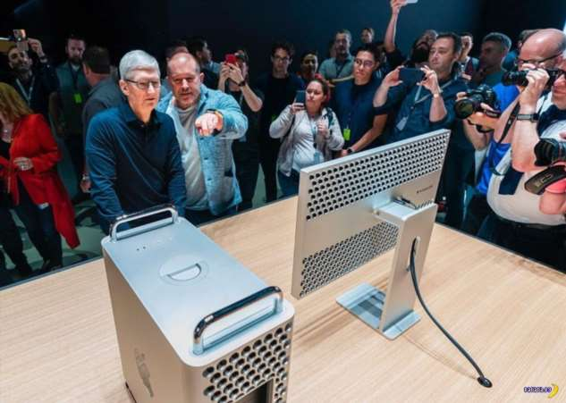 Начались продажи нового Mac Pro. Цены – обморок!