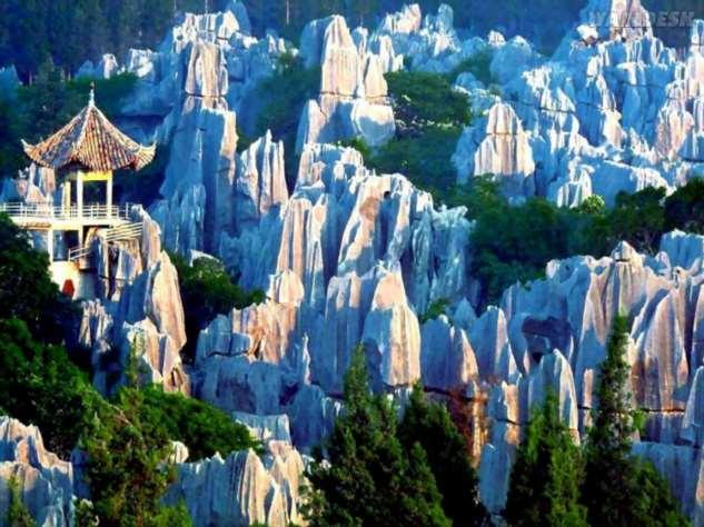 20 фантастических мест на Земле, которые стоит увидеть хотя бы раз в жизни Интересное