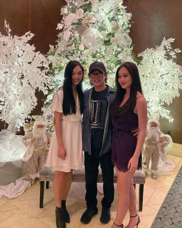 Дочки Джета Ли — Джейн и Джейд Интересное