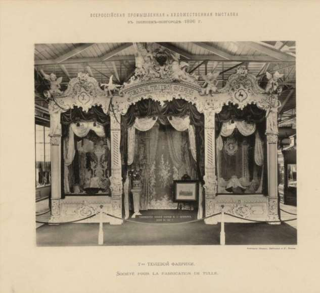 Великая Нижегородская торгово-промышленная выставка 1896 года в фотографиях  Интересное