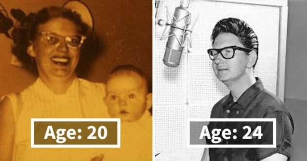 В прошлом люди старели быстрее