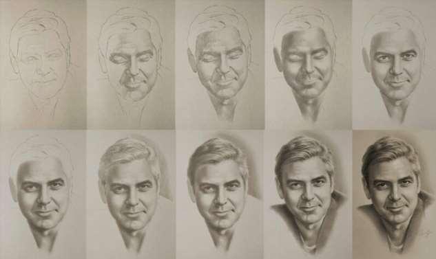 Рисунки простым карандашом Кшиштофа Лукашевича (23 фото) Кшиштоф, эффектов, просто, Нужно, невозможно, передать, рисунки, словами, людей, простых, знаменитостей, рисует, потрясающих, Лукашевич, добиваться, удаётся, карандаша, простого, только, помощи