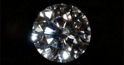 Удивительные находки, обнаруженные внутри алмазов Интересное