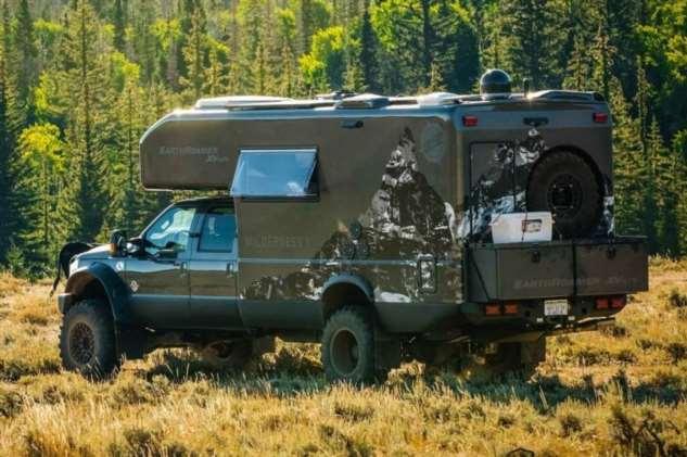 10 лучших экстремальных экспедиционных машин на планете (23 фото) кемпер, автомобиль, крыше, модели, можно, который, машины, имеет, также, Mobil, собой, представляет, данной, Expedition, является, специалисты, здесь, другие, построен, машина