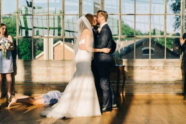 20+ удачных свадебных кадров, которые достойны того, чтобы вы их увидели