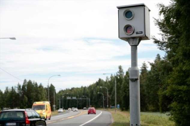 Штрафы за нарушение ПДД в Финляндии Интересное