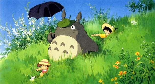 Как мультфильмы Хаяо Миядзаки стали мировым феноменом и почему нам всем нужен Тоторо Интересное