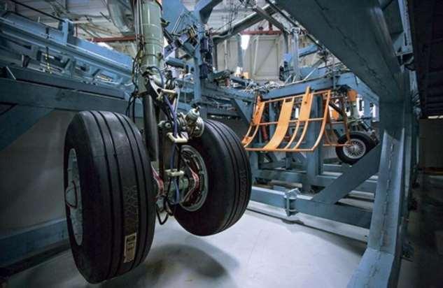 Пятерка самых современных технологий, которые применяются при производстве самолётных шасси