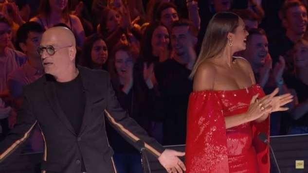 Марселито Помой шокировал судей своим уникальным голосом на шоу «Америка ищет таланты»  Интересное