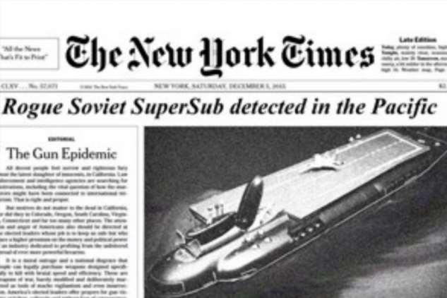 Россия хочет создать подводный авианосец может, корабль, новость, Когда, проект, который, Проект, бумаге, никто, реализован, будет, момент, существует, проекте, данный, действительности, далека, всего, прокомментировалиСкорее, сказать