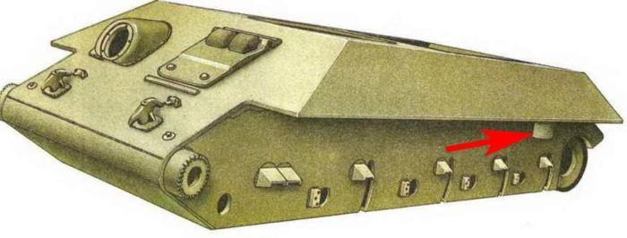 Почему у танков гусеничные пальцы смотрят шляпкой внутрь, а у тракторов — наружу авто