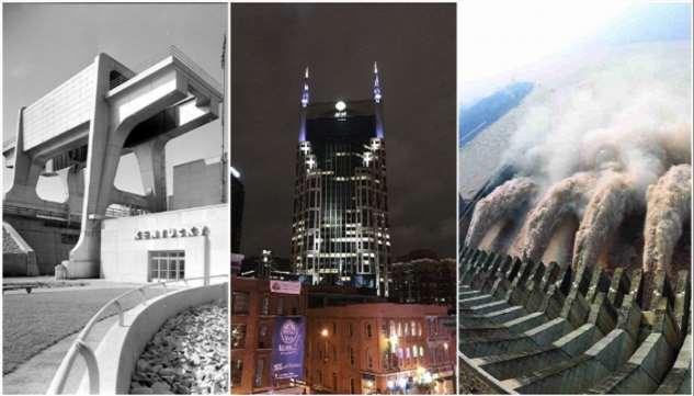 8 сооружений мира, которые выглядят так, будто спроектированы для устрашения Интересное