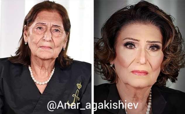 Умелый визажист из Баку возвращает девушкам блеск в глазах и уверенность в себе
