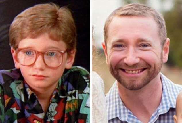 Как сейчас выглядят дети-актеры, по которым мы фанатели в детстве Интересное