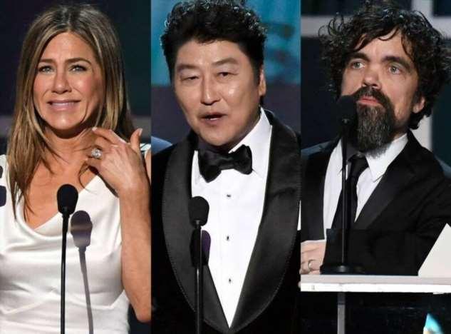 SAG Awards 2020: полный список в 15 номинациях  Интересное