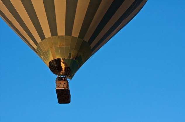 Места для незабываемых полетов на воздушном шаре Интересное