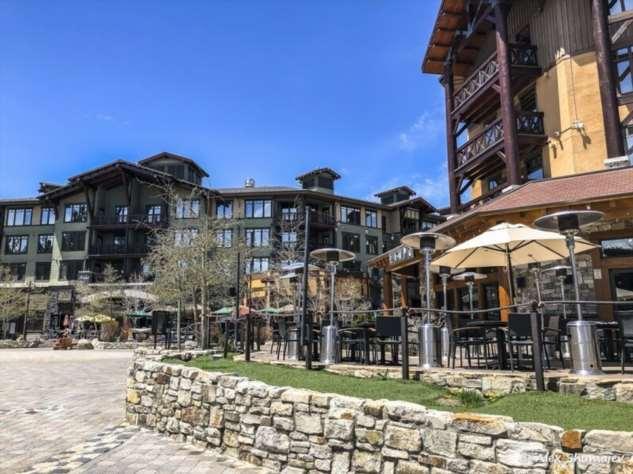Весна в американских Кордильерах: город-курорт Мамонтовые озера  Интересное