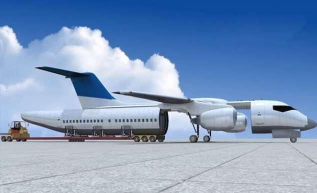 Почему до сих пор авиакомпании не создали капсулы спасения пассажиров