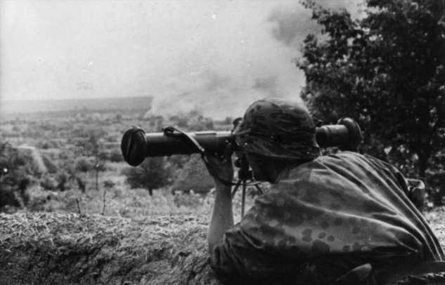 Что за странное приспособление использовали солдаты вермахта во время Второй мировой войны