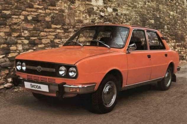 Skoda 105/120 — заднемоторный седан с секретом
