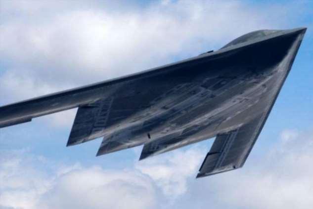 Самолет, который опасаются в России и Китае Интересное