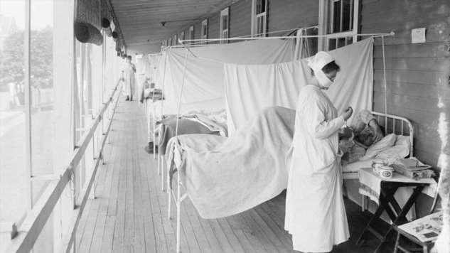 Испанский грипп  Интересное