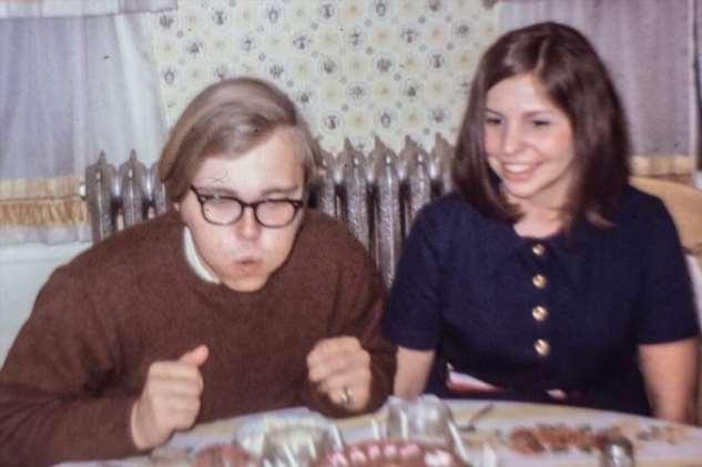 20+ архивных фото о том, как начиналась любовь наших родителей Интересное