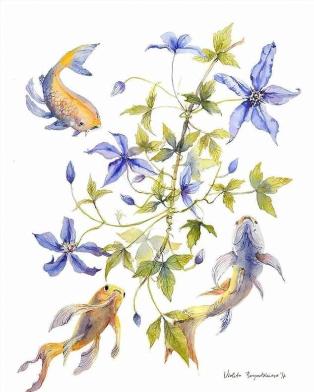 Violetta Boyadzhieva художник из Болгарии  Интересное