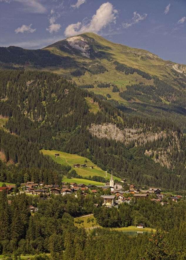 Красивейшие коммуны Австрии Интересное