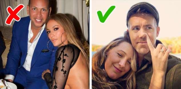 8 признаков, которые с потрохами выдают несчастливые пары на фото в соцсетях Интересное