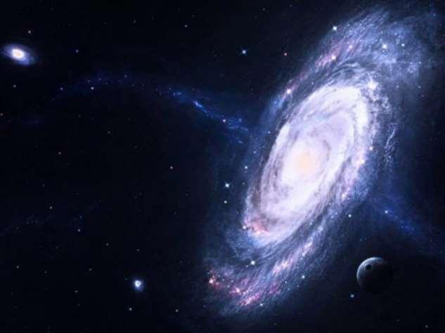 Молекула кислорода впервые обнаружена в другой галактике Интересное