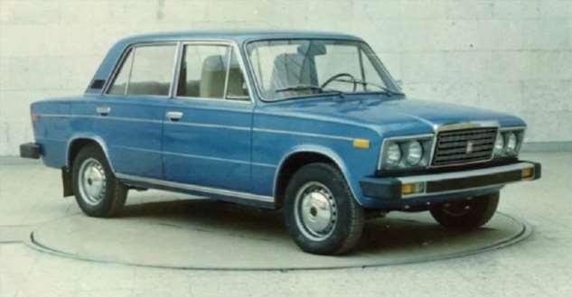 «Пол-седьмого» — одна из самых странных ВАЗовских машин