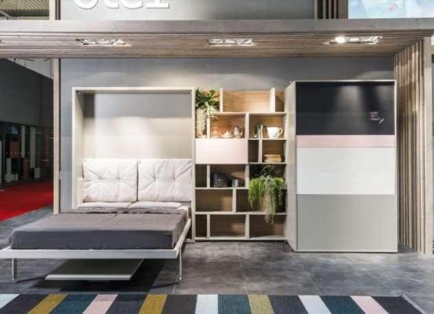 Правильное использование ограниченного пространства маленькой квартиры Интересное