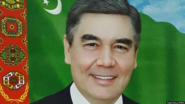 Негласная директива: всем чиновникам Туркменистана приказано срочно отрастить седину  Интересное
