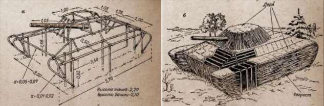 Хитрости советских танкистов в годы войны Интересное