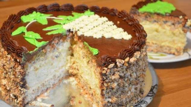 Десерты, которые были на пике популярности в год вашего рождения Интересное