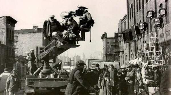 Как снимали «Однажды в Америке»   Интересное