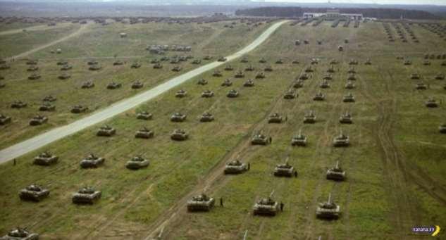 Величайшие танковые державы мира!