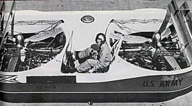 Почему отказались от «летающих джипов»  Интересное