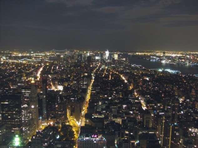 Нью-Йорк. Часть 1. Знакомство  Интересное