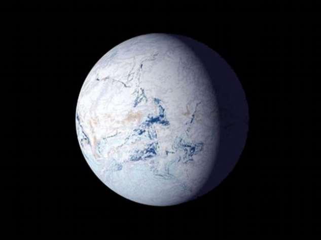 Землю ждёт глобальное похолодание — прогнозы экспертов Интересное