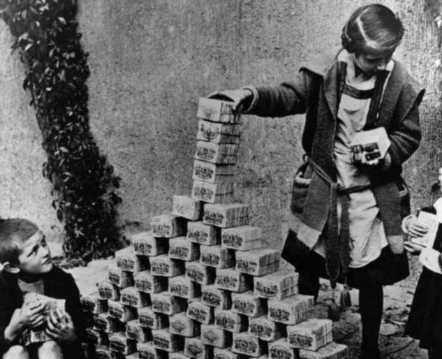 Самые известные случаи гиперинфляции в истории Интересное